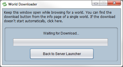 Downloading and Launching Worlds | CREDC Education