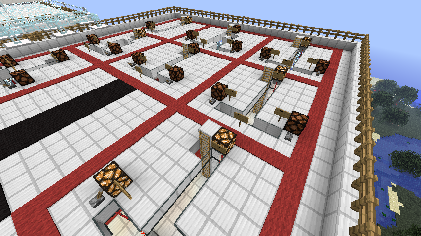 Overview of the redstone lab